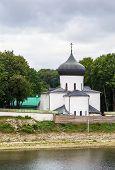 Mirozhsky Monastery, Pskov