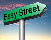 easy street istreess and risk free comfort way