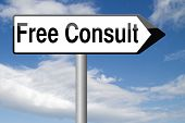 free consult ask our experts opinion