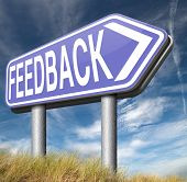 feedback for service and customer satisfaction reviews and testimonials, user opinion for product su