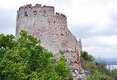 Ruined castles, Girls castle, Moravia, Czech Republic, Europe