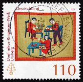 Postage Stamp Germany 1999 Dominikus-ringeisen Institution