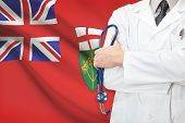 Concept Of Canadian National Healthcare System - Ontario Province