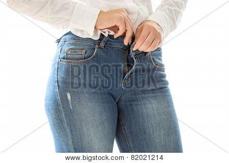 сексуальная джинсы фото