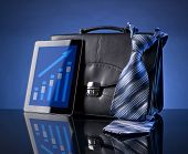 Portfolio, The Tablet And Tie