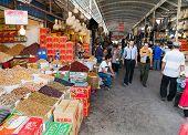 View From Kashgar Bazaar