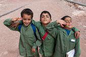 Boys In Yemen