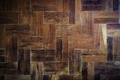Wood Parquet Floor Texture Background