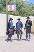 Ok Corral Gunfight
