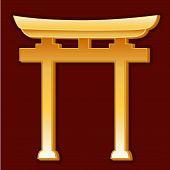 Shinto Symbol