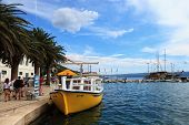 Omis Marina In Dalmatia