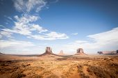 Monument Valley Landscape Usa Western