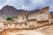 Zorawar Fort, Leh, Ladakh, Jammu And Kashmir, India