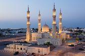 Mosque In Ras Al-khaimah