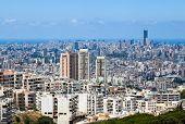 Beirut cityscape Lebanon. Lebanon.