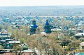 Church of Nativity of Blessed Virgin in Tobolsk