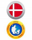 Button As A Symbol Denmark