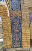 foto of tehran  - Colorfull tiles - JPG