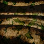 picture of camoflage  - Military Grunge background with stains and scratches - JPG