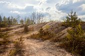 picture of mines  - Abandoned mine  - JPG