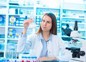 pic of microbiology  - microbiological and chemical quality control of milk - JPG