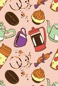 picture of hot coffee  - Coffee - JPG