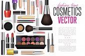 cosmetics poster