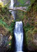 Multnomah Falls,Oregon