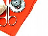 Medical Tools Stethoscope