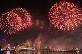 New Orleans Fireworks