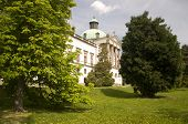 The Manor House In Topolcianky Slovakia