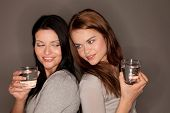 Two Glass Of Water
