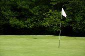 Golf Flagpole