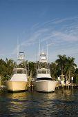 Twin Fishing Boats