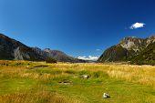 Hooker Valley Mount Cook