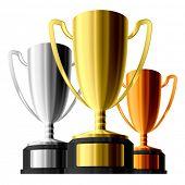 Vector trophy