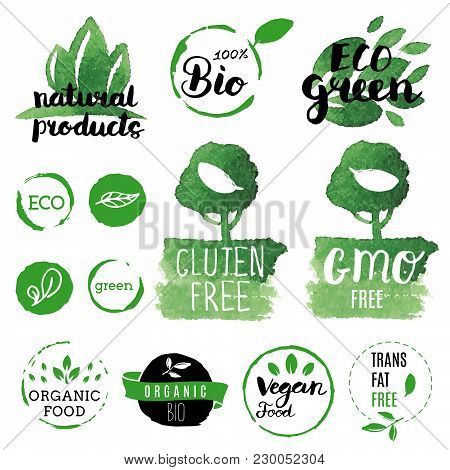 Fresh, Organic, Gluten Free, 100% Bio, Premium Quality, Locally Grown,  Healthy Food Natural Products poster