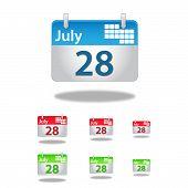 Ico of a Calendar
