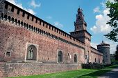 Milan - Castello Sforzesco, Sforza Castle