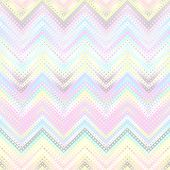 Geometric Abstract Pattern In Low Poly Pixel Art Style. Polka Dot Pattern On Low Poly Background. Se poster