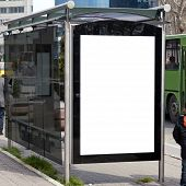 Bus Stop Istanbul