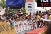 Ironman Philippines Winner Pete Jacobs