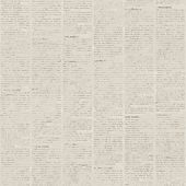 Old Blur Grunge Unreadable Vintage Newspaper Paper Texture Square Background. Blurred Vintage Newspa poster