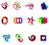 Different modern icons for your design (part 9). Please visit my gallery to see similar.