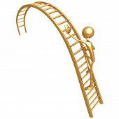 Bent Ladder 02