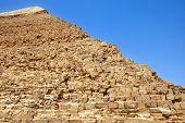 Kefren Pyramid On Giza, Cairo