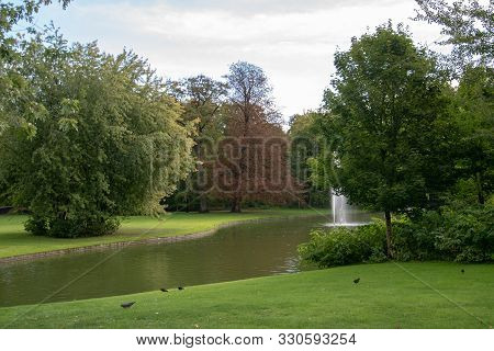 poster of Frederiksberg Gardens (danish: Frederiksberg Have) Is One Of The Largest And Most Attractive Greensp