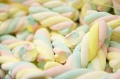 Multi-Colored Candy Pile