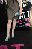 LOS ANGELES - MAY 14: Wendi McLendon-Covey at the premiere of 'What To Expect When You're Expecting'