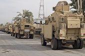 Military Mrap Trucks